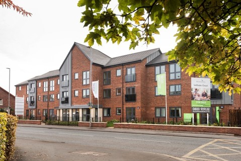 Latham Court in Sandbach