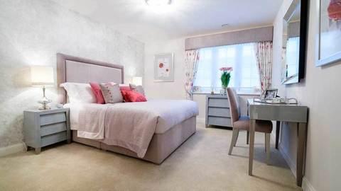 1 bedroom retirement property for sale