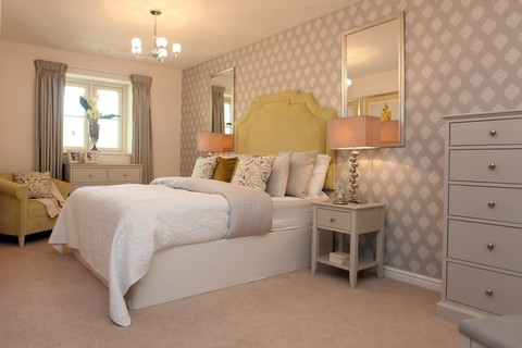 Typical 1 bedroom - Plot 29214