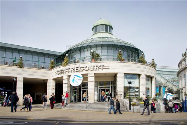 Centre Court Shopping Centre, Wimbledon
