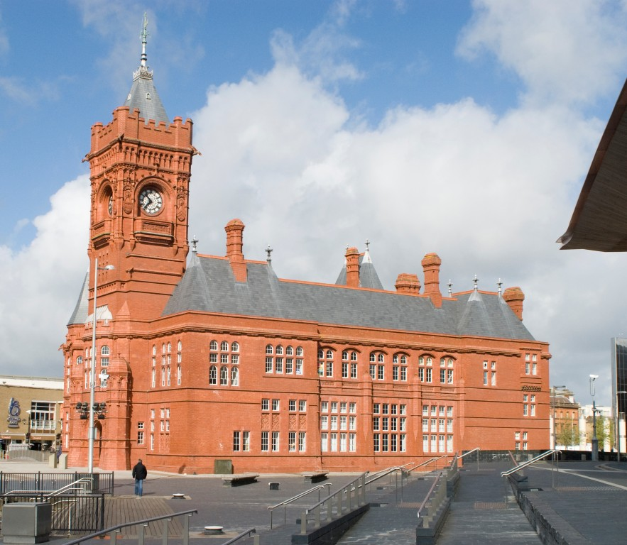Pierhead Building, Cardiff Bay