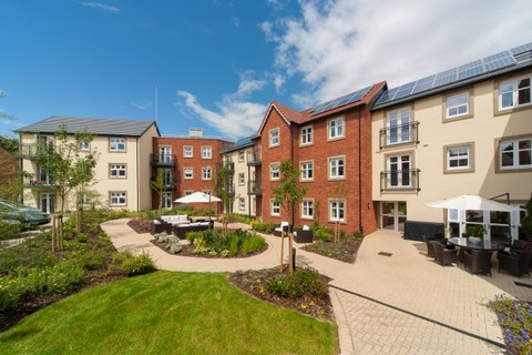 Lowestone Court in Stourbridge