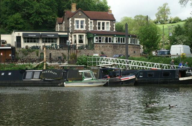 Hanham Lock
