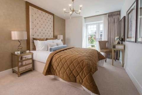 Typical 1 bedroom - Plot 76038
