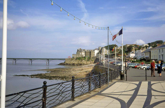 Clevedon Prominade