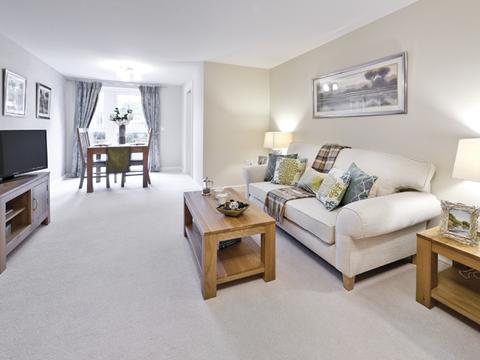 Typical 2 bedroom - Plot 68182