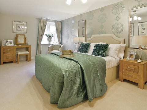 Typical 1 bedroom - Plot 68172