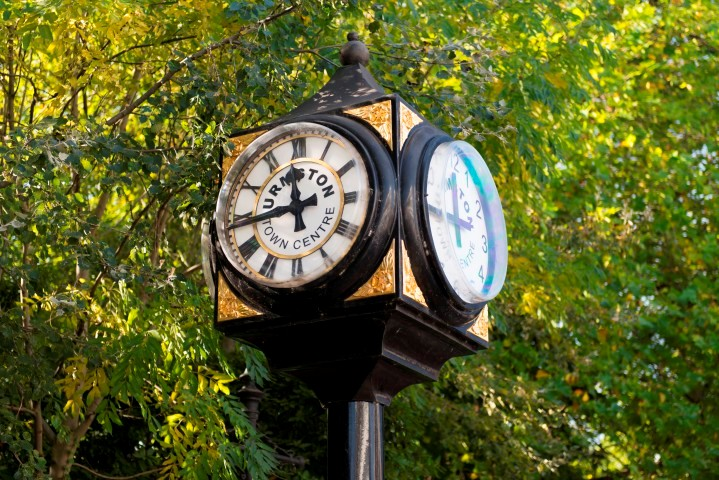 Town Centre Clock