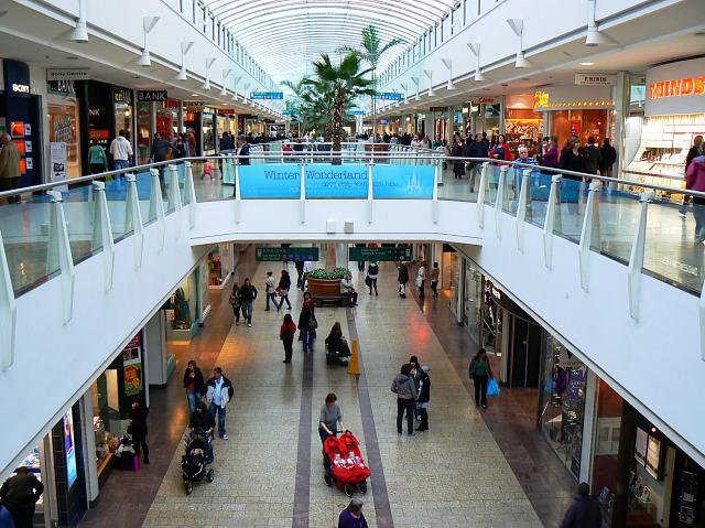 Cribbs Causeway Mall, Bristol
