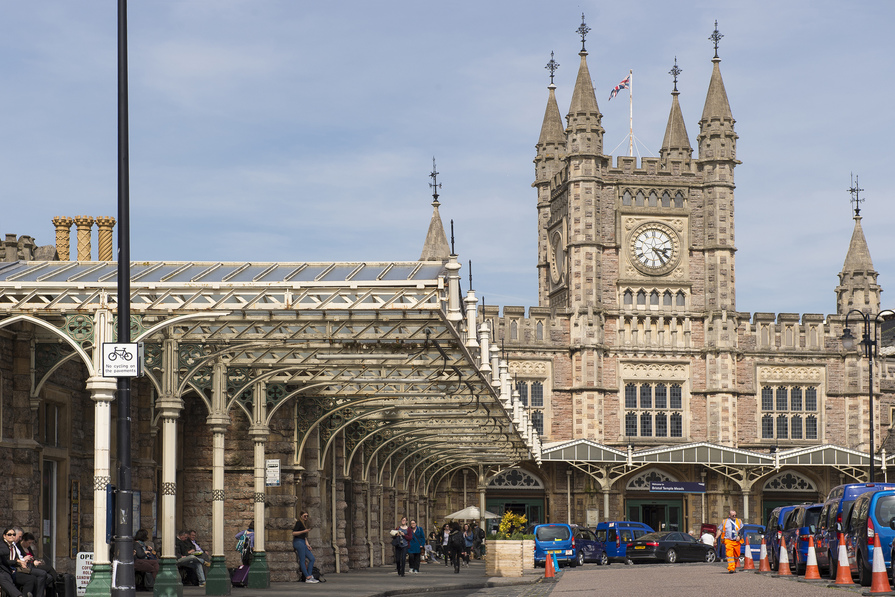 Bristol Temple Meads Train Station
