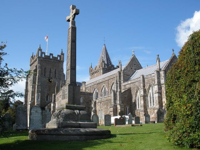 St Marys Chruch, Ottery St Mary