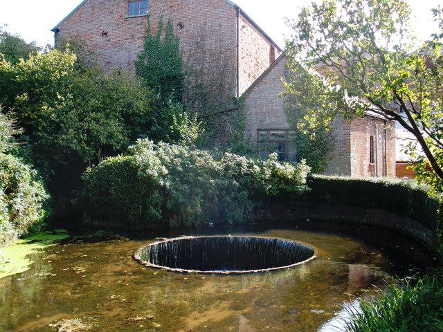 Tumbling Weir