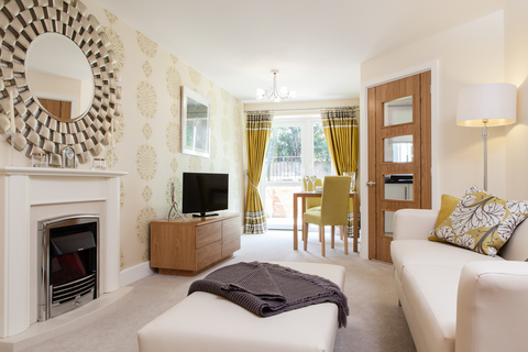 Typical 2 bedroom - Plot 68262