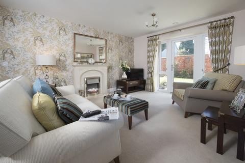 Typical 1 bedroom - Plot 68252