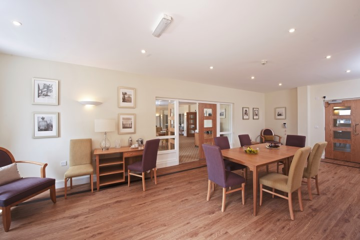Typical function room