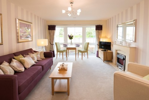 Typical 2 bedroom - Plot 29687