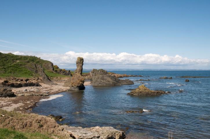 Coastal views around St Andrews