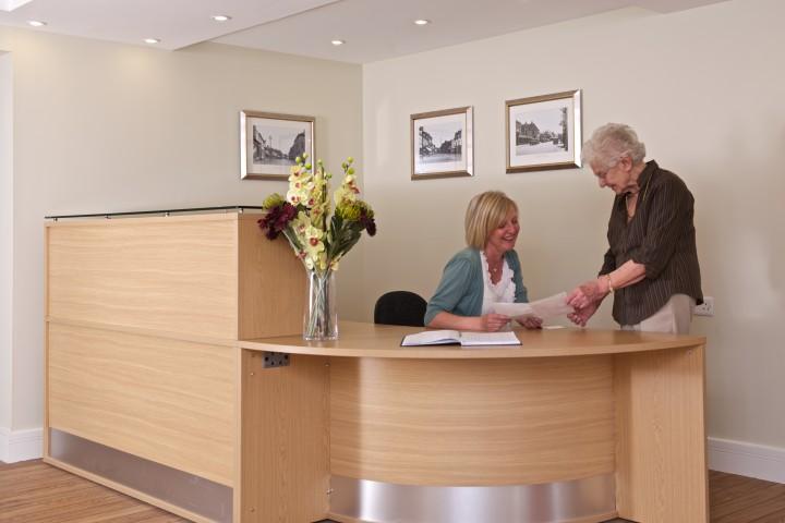 24 hour on-site Estates Management team