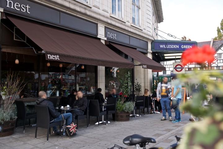 Willesden Green High Street Cafe