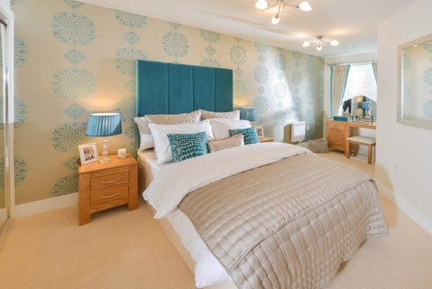 Typical 1 bedroom - Plot 10055