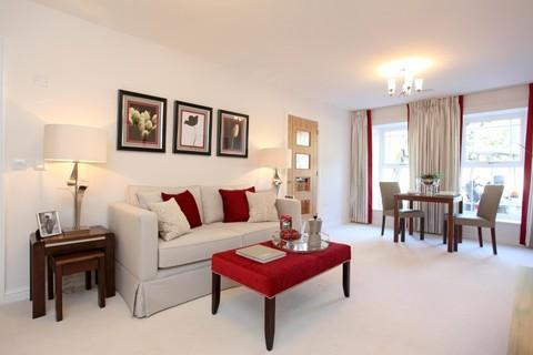 Typical 1 bedroom - Plot 17072