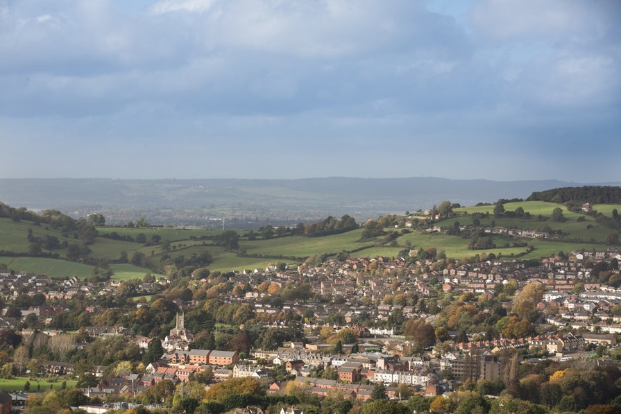 Views of Stroud