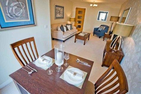 Typical 2 bedroom  - Plot 60337