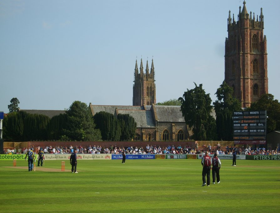 Somerset County Cricket Ground