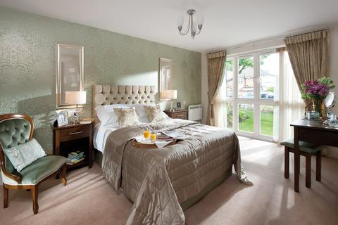Typical 1 bedroom - Plot 32124