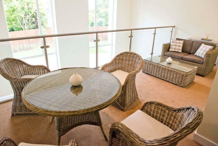 Conservatory - Mezzanine Level
