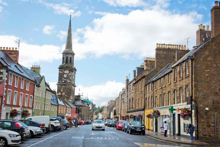 Market Street, Haddington