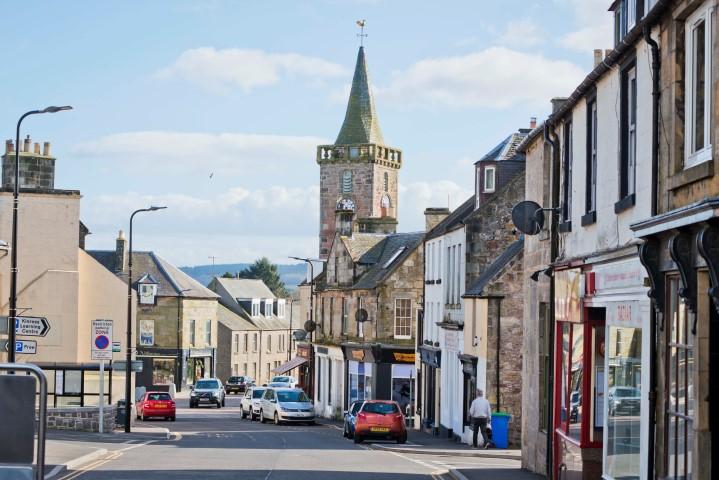 Kinross High Street