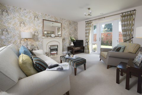 Typical 1 bedroom - Plot 55091