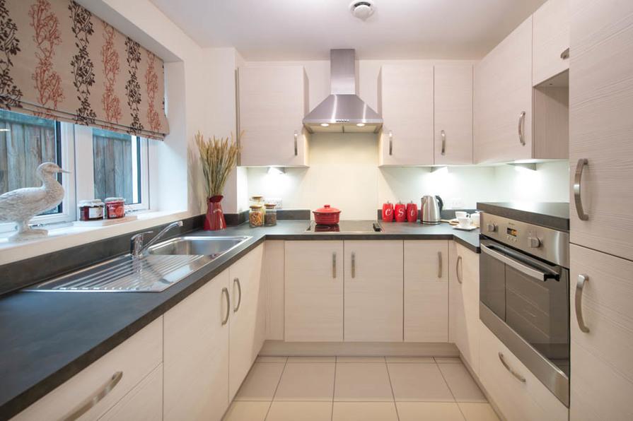 Show Apartment - Kitchen