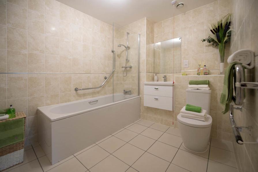 Show Apartment - Bathroom