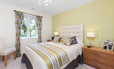 Typical 2 bedroom - Plot 34786