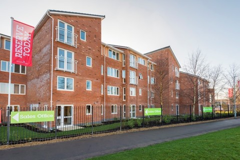 Woodgrove Court in Hazel Grove