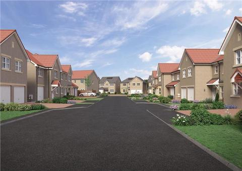 Miller Homes at Shawfair in Dalkeith