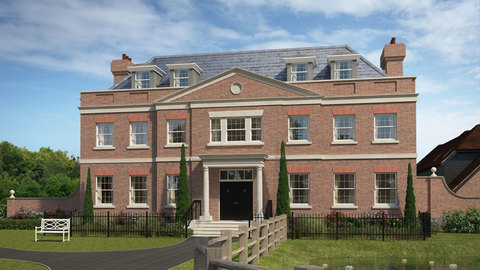 Plot 28 - The Manor House