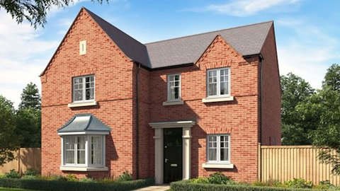 Plot 127 - The Willington