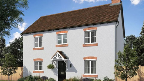 Plot 128 - The Moreton 2