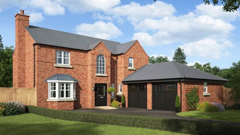 Plot 126 - The Alderly Edge