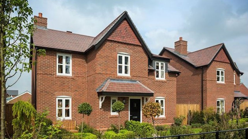 Morris homes in northwich cheshire for Morris home
