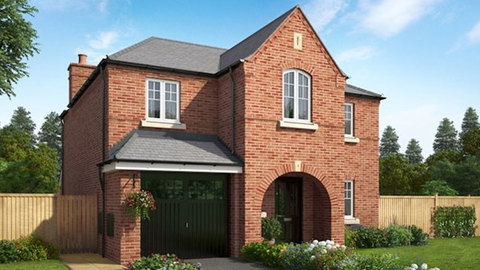 Plot 153 - The Wharfdale