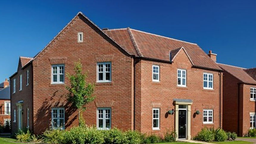 Morris homes in north west england for North west house