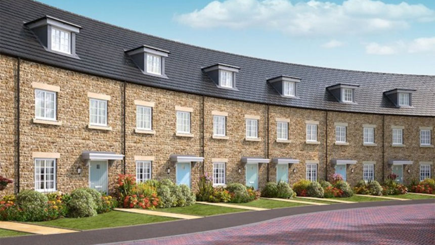 Morris homes in swadlincote derbyshire for Morris home