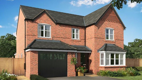 Plot 127 - The Bramhall