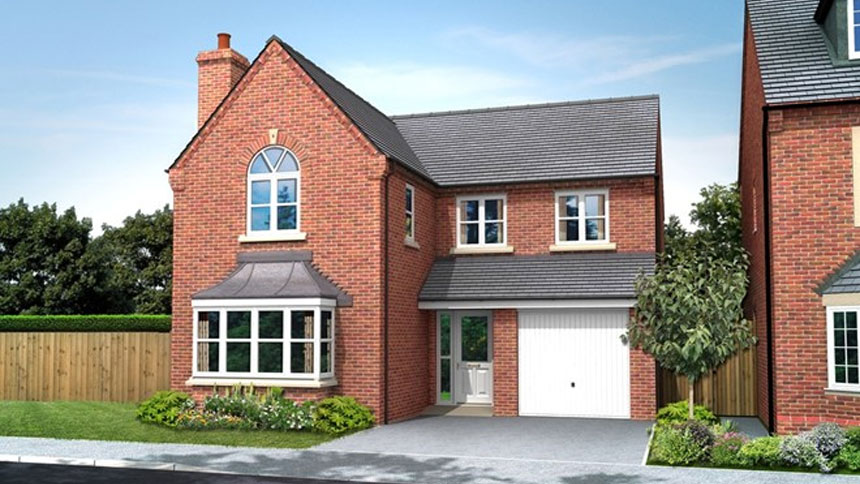 4 Bed Detached House For | 4 Bedroom Detached House For