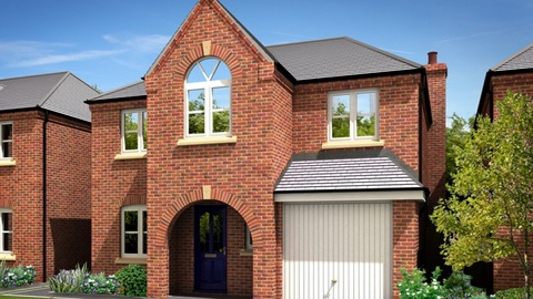 Plot 34- The Wharfdale