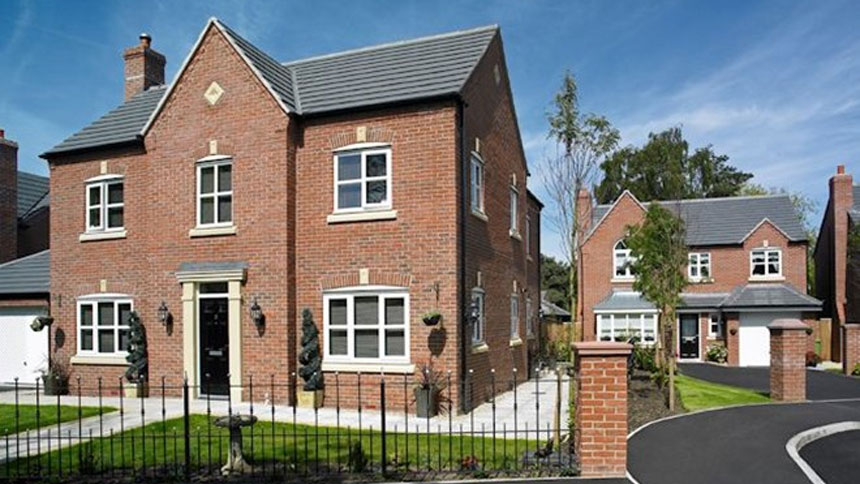 Morris Homes In Leicestershire